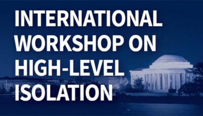 International Workshop on High-Level Isolation was held April 34-25, 2018, in Washington, D.C.