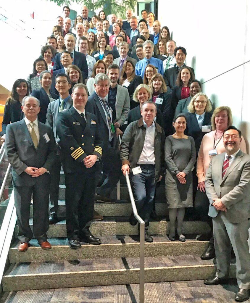 Attendees of High-Level Isolation Workshop